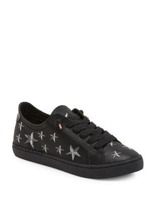 Zeek Leather Sneakers