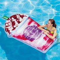 "Intex Inflatable Berry Pink Splash Pool Float, 78"" x 42"""