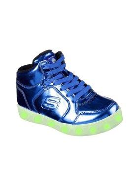 23c07a3339f9cd Product Image Children s Skechers S Lights Energy Lights Eliptic High Top  Sneaker