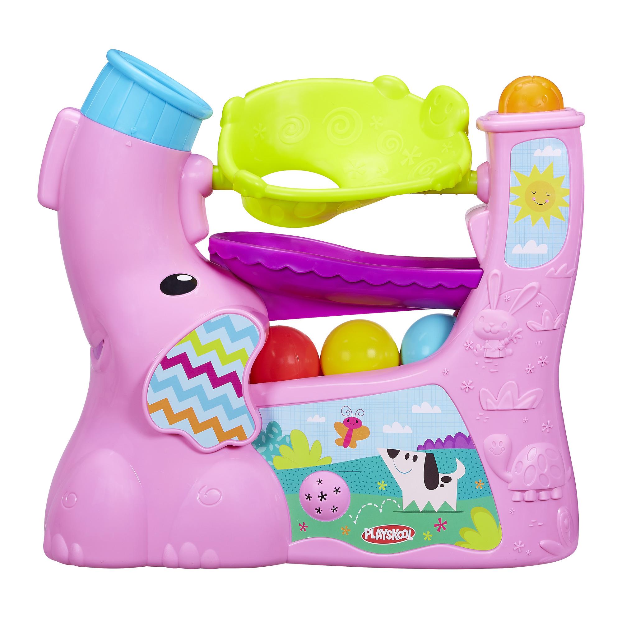 Playskool Chase 'n Go Ball Popper (Pink) by Playskool