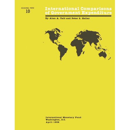 International Comparisons of Government Expenditure -