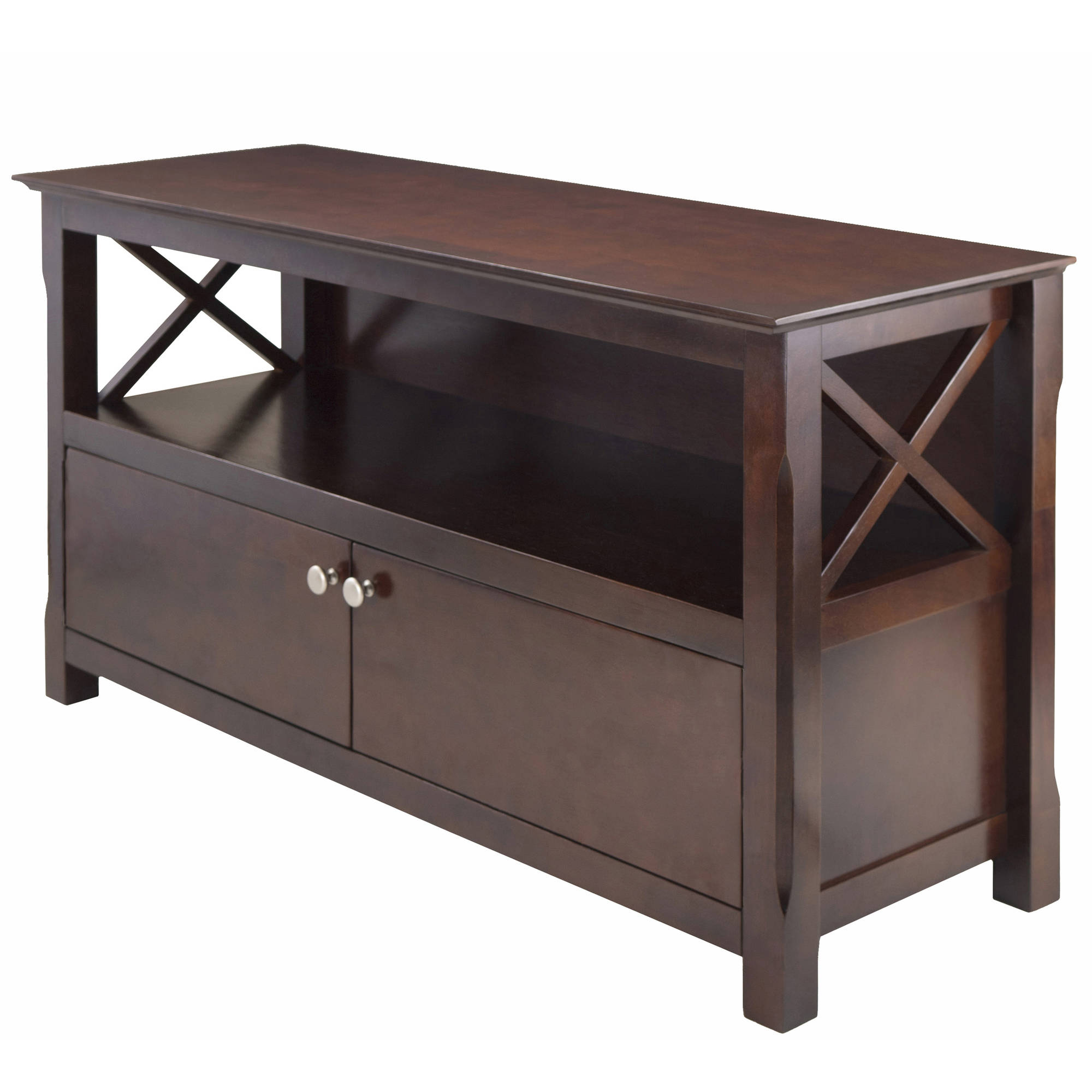 Winsome Xola Cappuccino TV Stand for TVs up to 46""