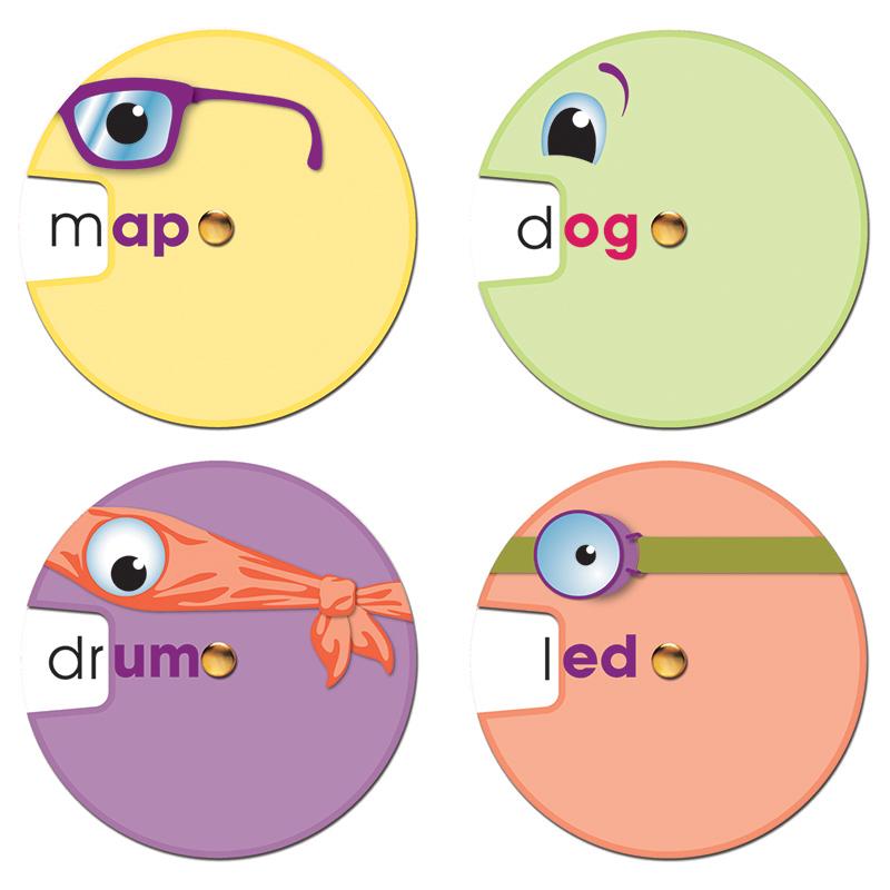 Word Wheels Word Families - image 1 of 1