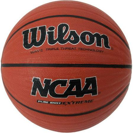 Wilson Pure Shot 28 5   Basketball  Brown