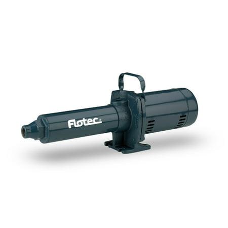 Pentair FP5722 Flotec 0 75 HP Multistage Cast Iron High Pressure