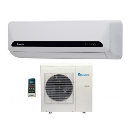 klimaire ksin012 h115 12000 btu 15 seer ductless mini. Black Bedroom Furniture Sets. Home Design Ideas