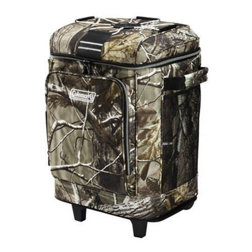 Coleman 42-Can RealTree Wheeled Soft Cooler with Liner