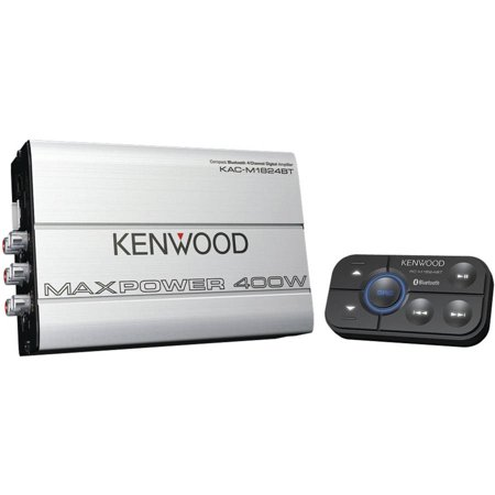 Kenwood KACMBT Compact Watt BluetoothConnected Channel - Kenwood kac 5206 wiring diagram