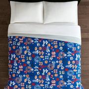Mainstays Kids Sports Time Reversible Microfiber Comforter