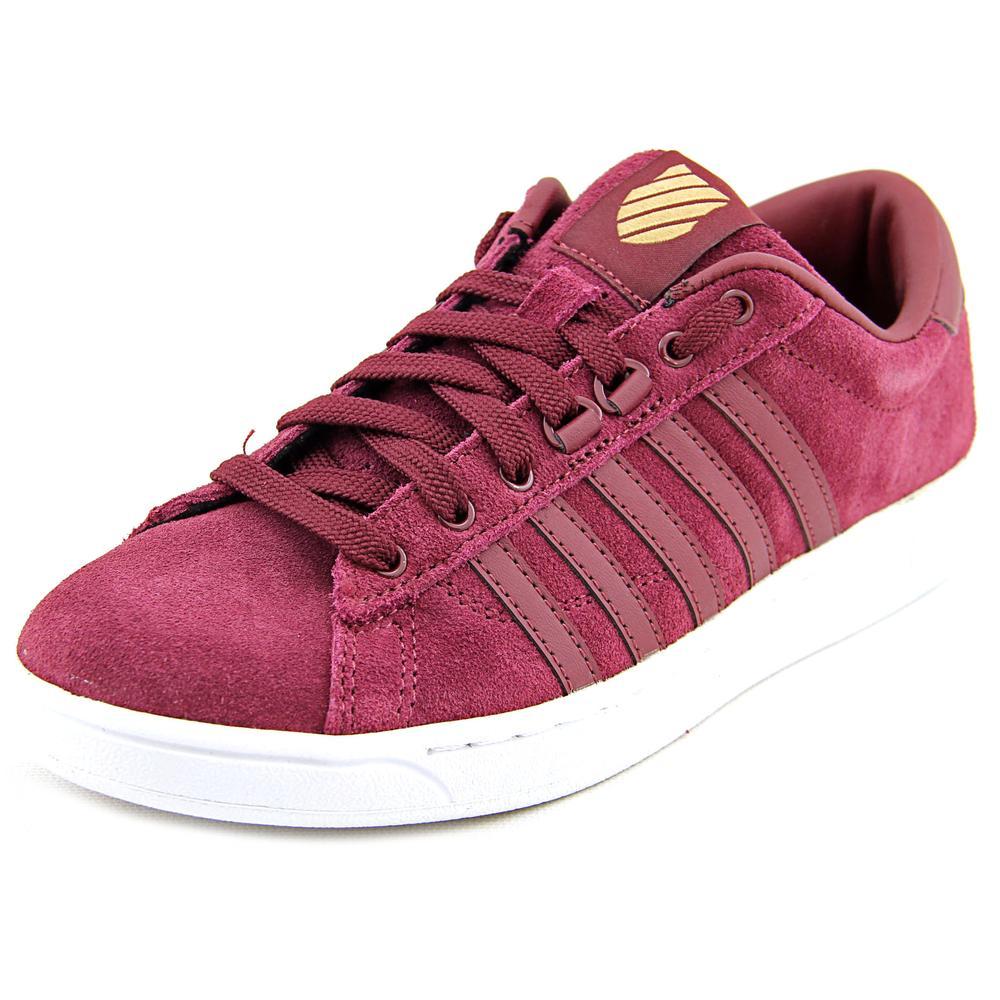 K-Swiss Hoke SDE CMF Women US 9 Burgundy Sneakers UK 7 EU 41 by K-Swiss