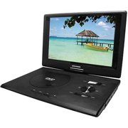 Best Portable Blu Ray Players - Sylvania 13.3-Inch Swivel Screen Portable DVD Player (SDVD1332) Review