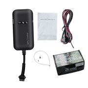 TOPCHANCES GT02A Real Time GPS Tracker Locator GSM GPRS Tracking System TCP/IP for Car Vehicle Motorcycle Bike