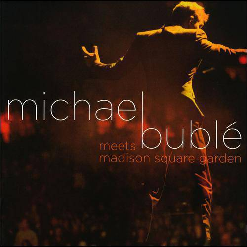 Michael Buble Meets Madison Square Garden (CD/DVD)
