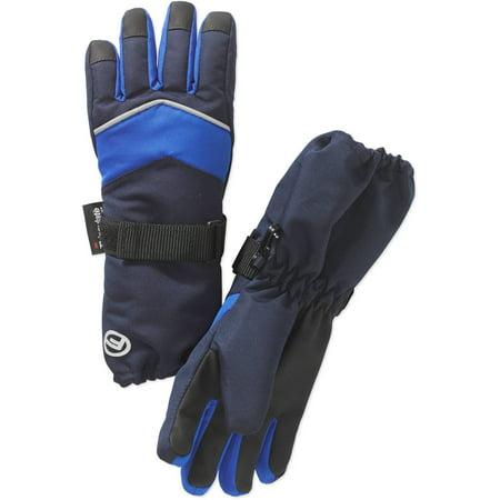 Frostline Essentials Baby Toddler Boy Colorblock Ski/Snowboard Gloves