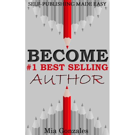 Become #1 Best Selling Author - eBook