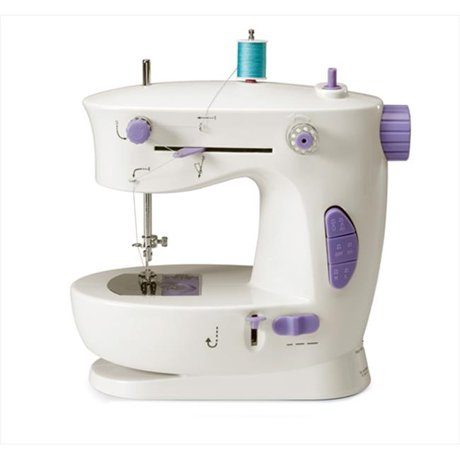 Michley lil sew and sew lss 338 mini sewing machine for Machine a coudre walmart