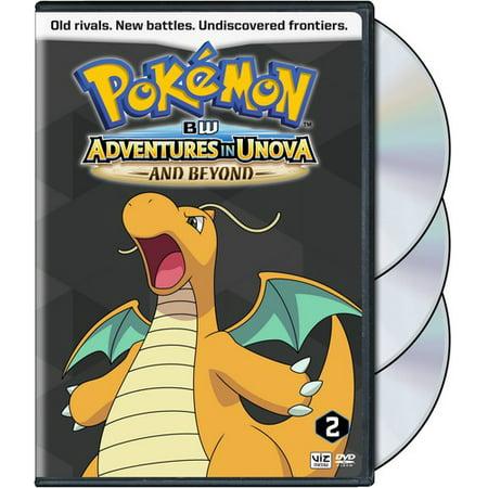 Pokemon Black & White Adventures in Unova & Beyond Set 2