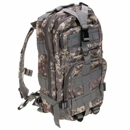 Clearance! 3P The Rucksack March Outdoor Tactical Backpack Shoulders Bag ACU - Clearance Backpacks