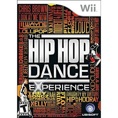 The Hip Hop Dance Experience - Nintendo Wii