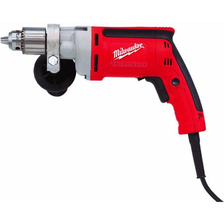 - Milwaukee 0299-20 8.0-Amp 1/2 in. Corded Magnum Drill