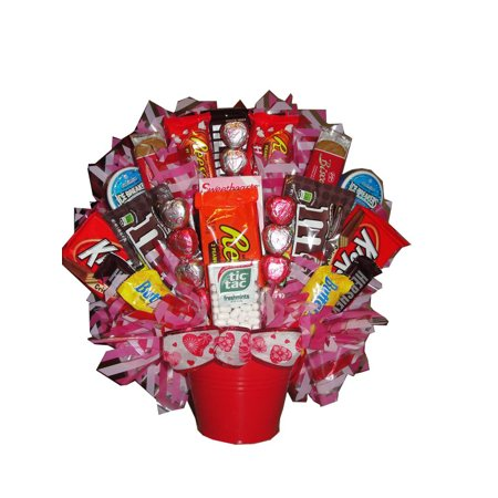 Ice Breaker Candy Bouquet