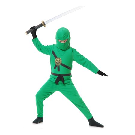 Boys Ninja Avenger Halloween Costume - 11 Year Old Boy Halloween Costumes Ideas