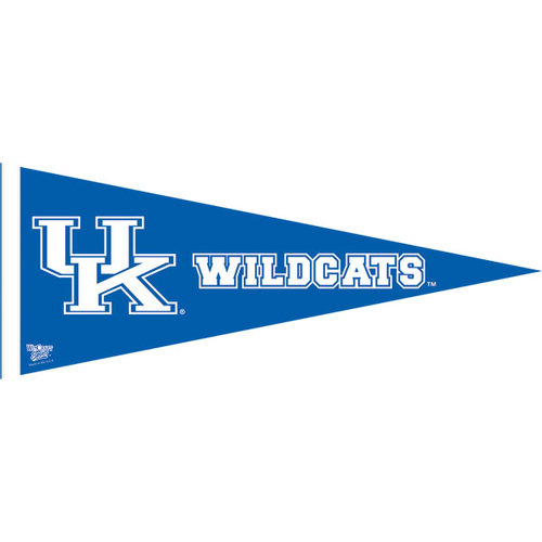 NCAA - Kentucky Wildcats 12x30 Premium Pennant