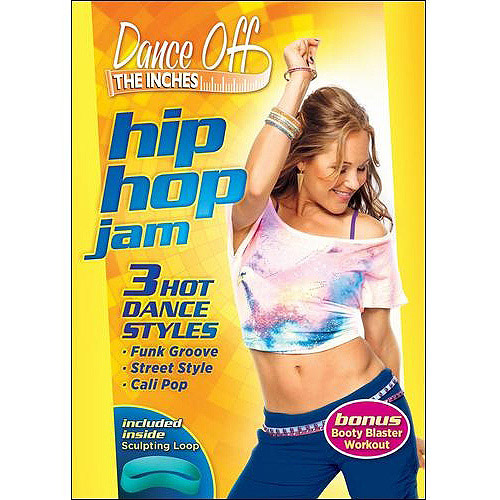Dance Off The Inches: Hip Hop Jam (DVD + Toning Loop)