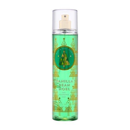 Bath & Body Works Vanilla Bean Noel 8.0 oz Fine Fragrance Mist ()