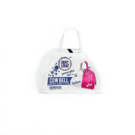 Create Out Loud Small Cowbell - Spirit Cowbells