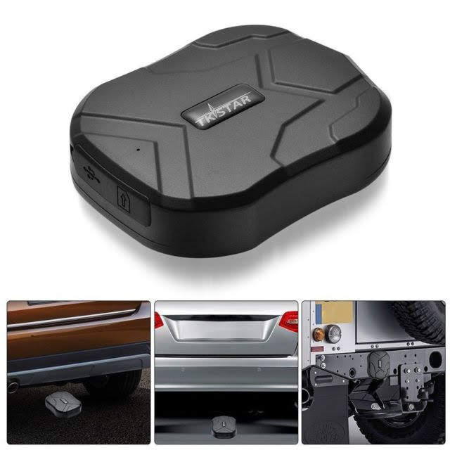 Car Tracking Device >> T Mack Gps Tracker 90 Days Long Standby Vehicle Tracking Device