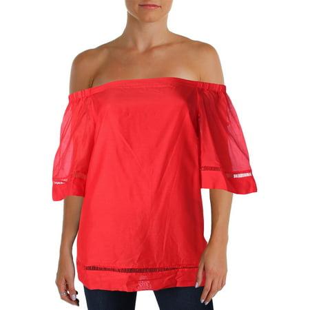 dd8d4a3f26afbe Lauren Ralph Lauren - Lauren Ralph Lauren Womens Karleigh Silk Blend ...