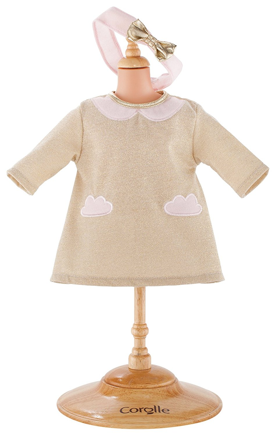 "12"" Dress Sparkling Clouds Fashion Set Baby Doll, Style your doll with this stylish sparkling clouds... by"