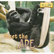 At the Zoo: Meet the Ape (Paperback)