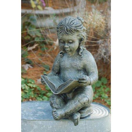 Ladybug Garden Decor Megan Statue