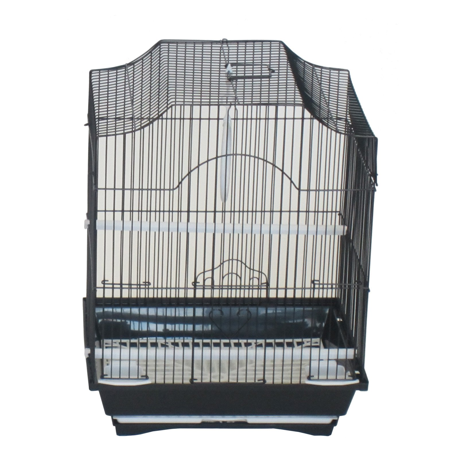 YML Cornerless Flat Top Bird Cage - Medium