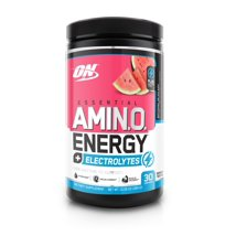 Energy & Endurance: Optimum Nutrition Amino Energy + Electrolytes