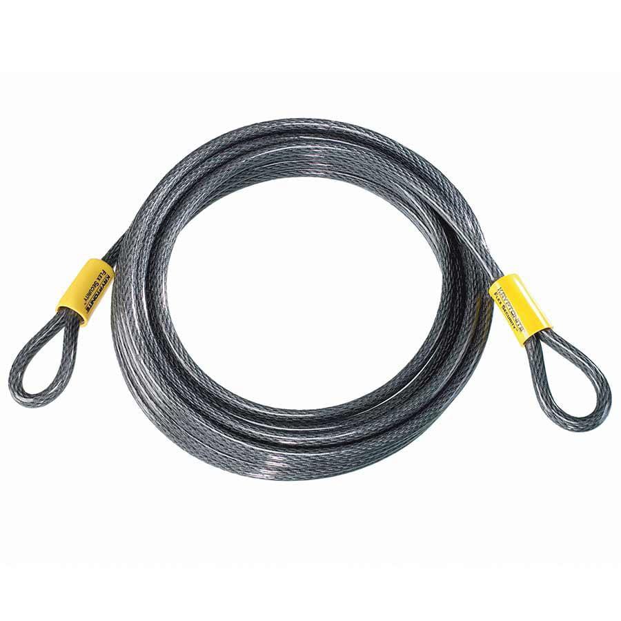 Kryptonite 3010 Kryptoflex Looped Cable 30' X 10mm