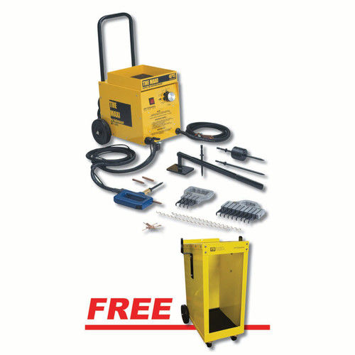 Dent Fix Equipment DF-505C Maxi Multiple Pull Dent Station with Rolling Stand