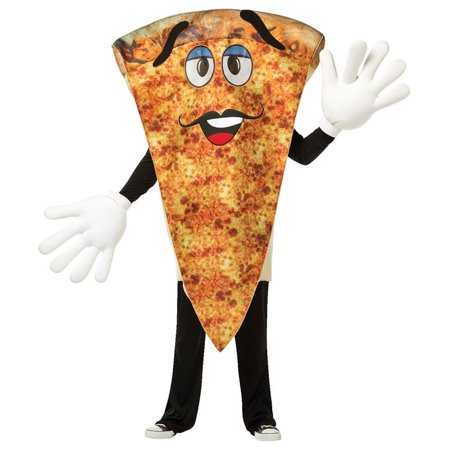 Pizza Waver Adult Mascot Costume](Diy Pizza Costume)