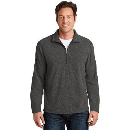 Port Authority Mens Microfleece Zip Pullover