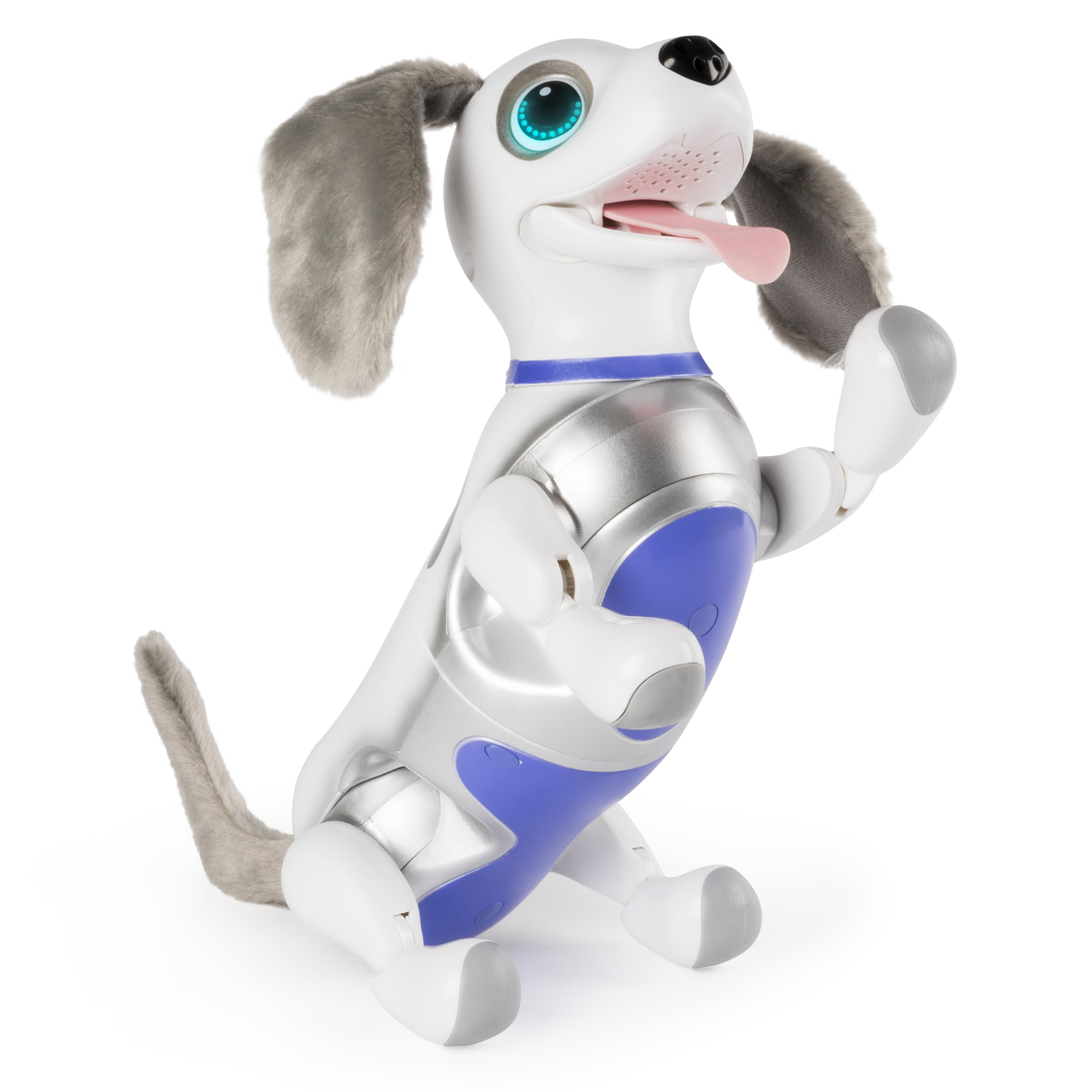 Zoomer Playful Pup, Responsive Robotic Dog with Voice