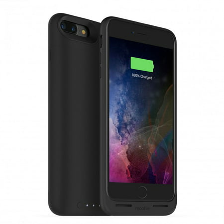 Air Case Top (Mophie Juice Pack Air Battery Case for iPhone7 Plus 2,420mAh, Black)