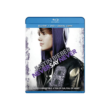 Justin Bieber: Never Say Never (Blu-ray) - Justin Bieber No Halloween 2017