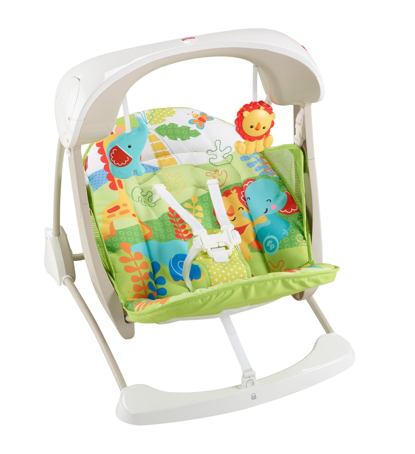 Rainforest Friends Swing & Seat