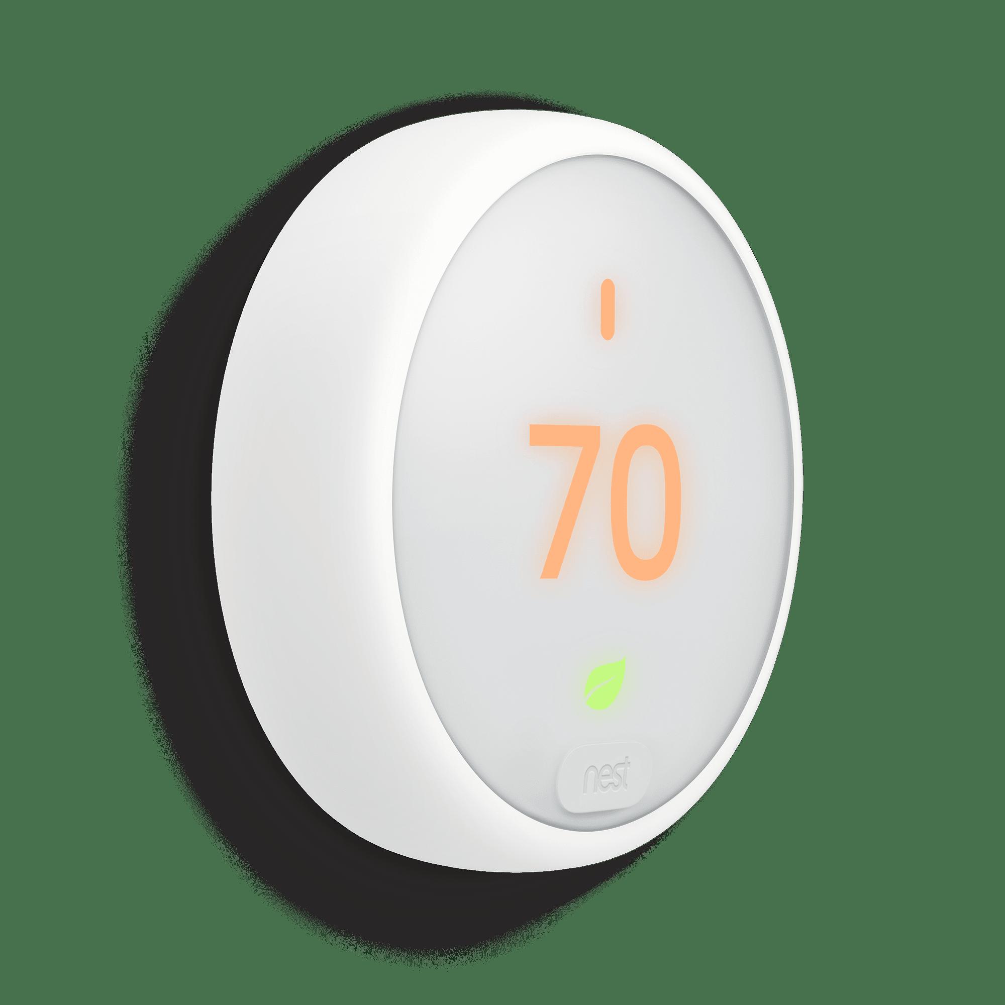 Nest Thermostat E - Walmart.com