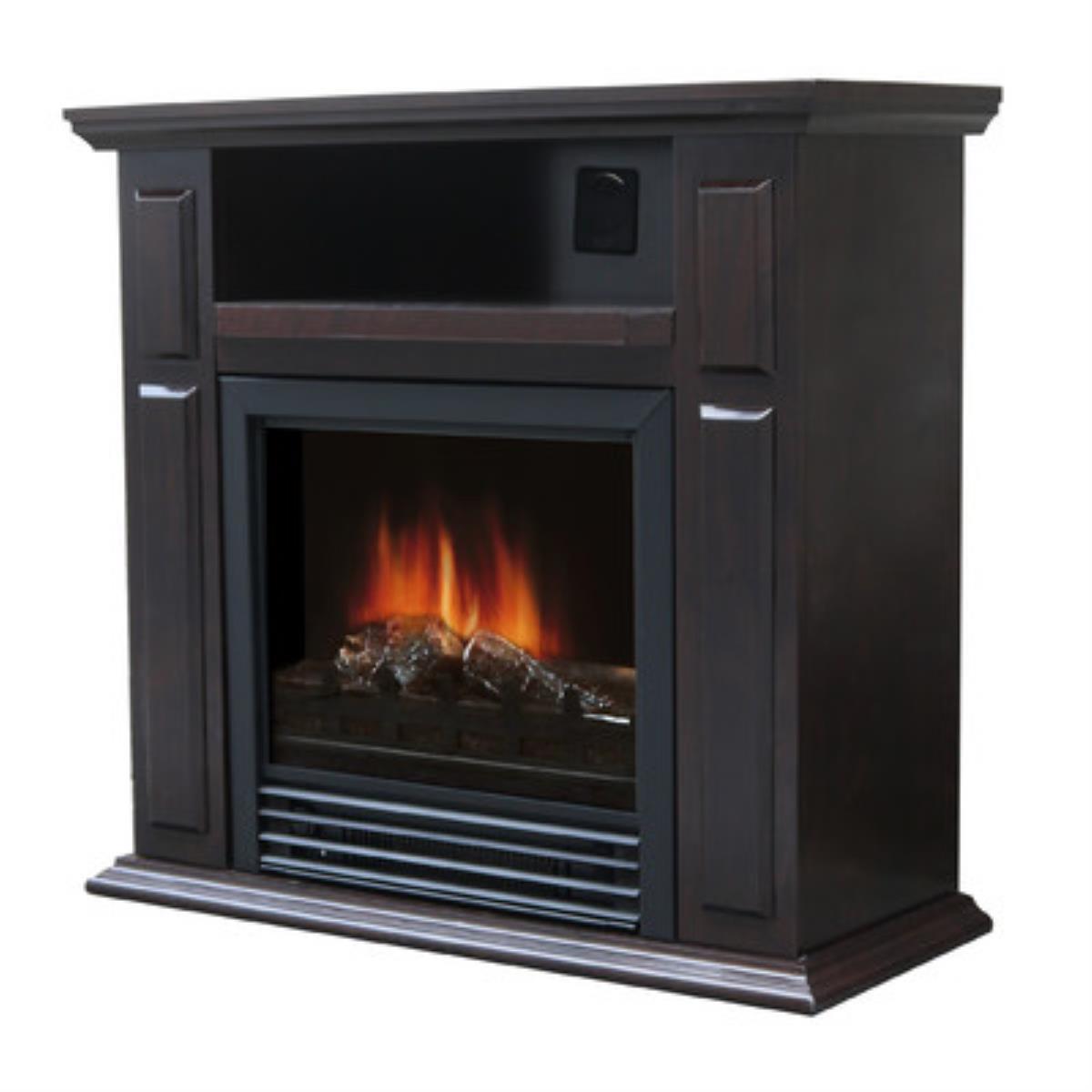 Stonegate 00-931-2628J-Choc Trygve Electric Fireplace