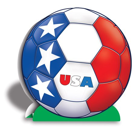 3-D Centerpiece - United States (Pack of 12) - image 1 of 1