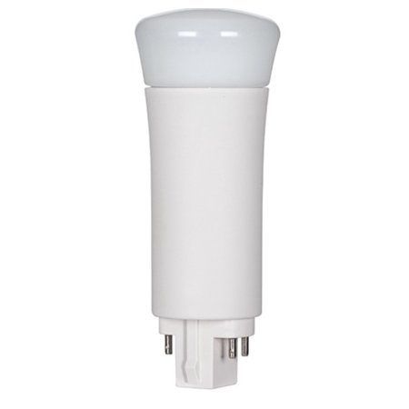 Replacement for 9WPLV/LED/850/DR/4P 9W LED PL 4-PIN 5000K G24Q BASE - REPLACES 26W 32W 42W CFLS replacement light bulb lamp