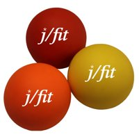j/fit Muscle Knot Relief Exercise Massage Balls
